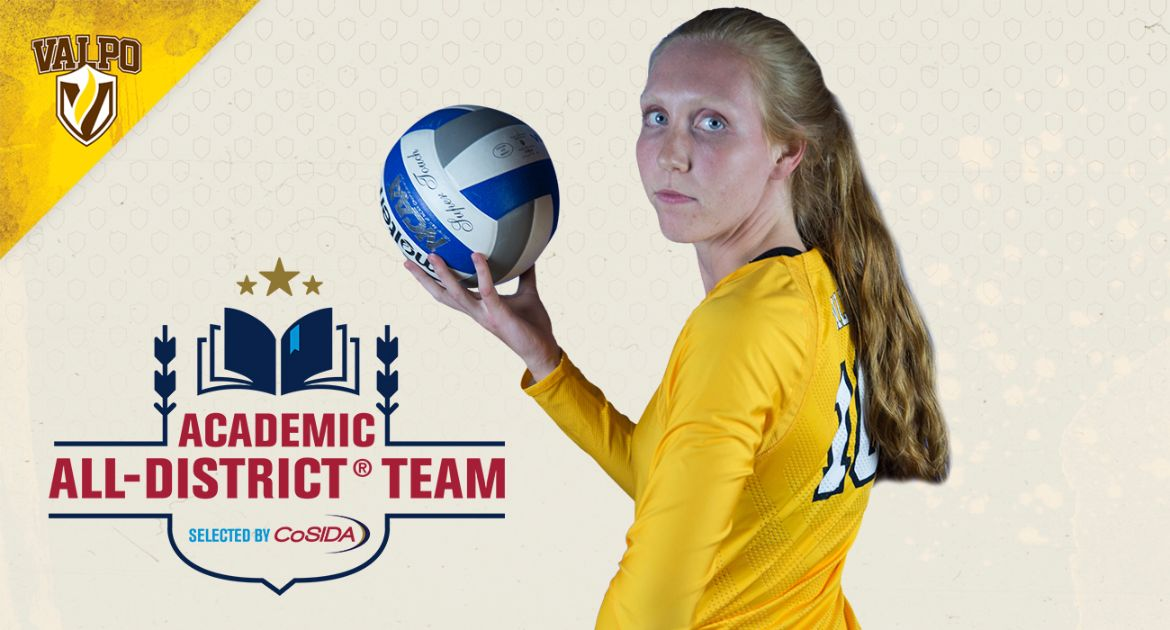 Ketcham Earns Academic All-District Accolade