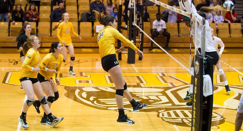 Senior Night Win Caps Regular Season For Volleyball