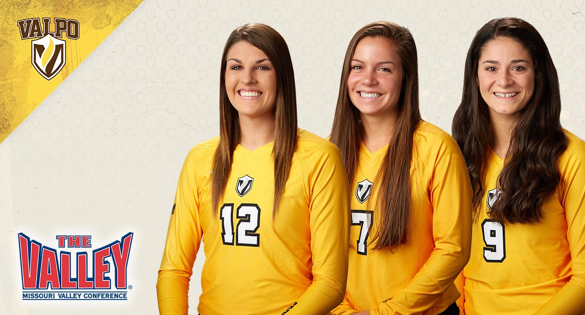 Graboski Named First Team All-MVC; Anderson, Cookerly Earn All-Freshman Honors