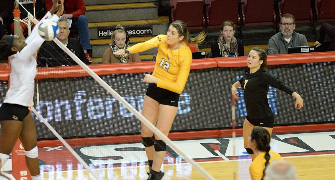 Crusaders Fall to Illinois State at MVC Tournament