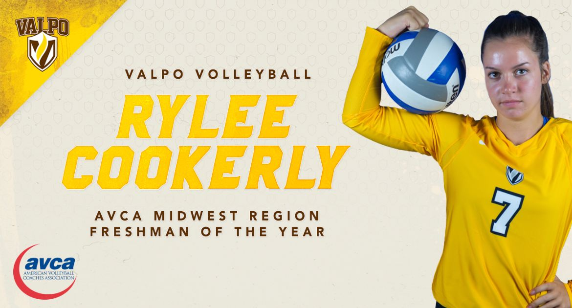 Cookerly Honored as Regional Freshman of the Year