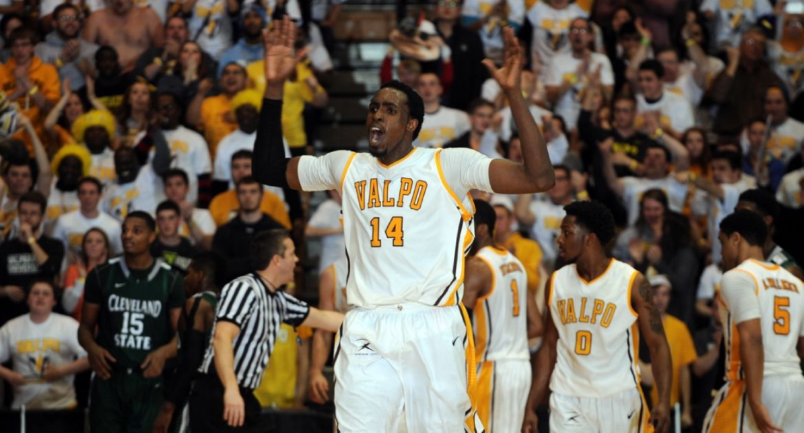 Valpo To Square Off With Green Bay For Title Tuesday Night