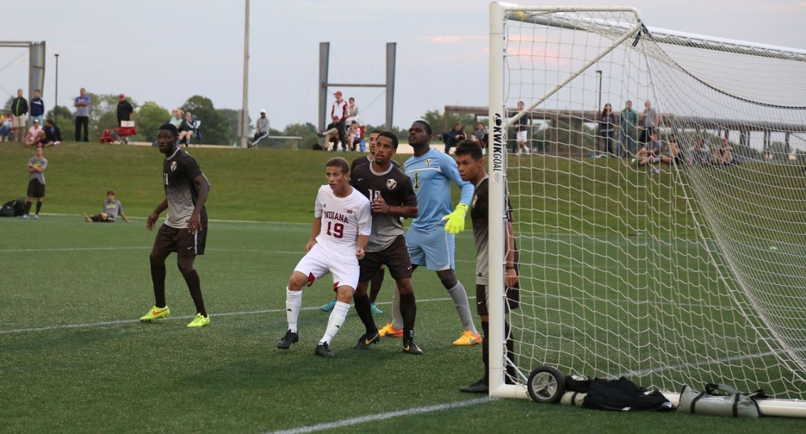 Crusaders Take Down #14 Indiana In Exhibition Opener
