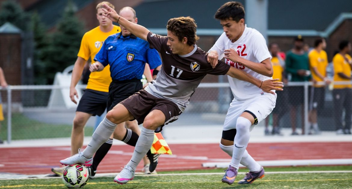 Crusaders Draw With Lewis in Exhibition Finale