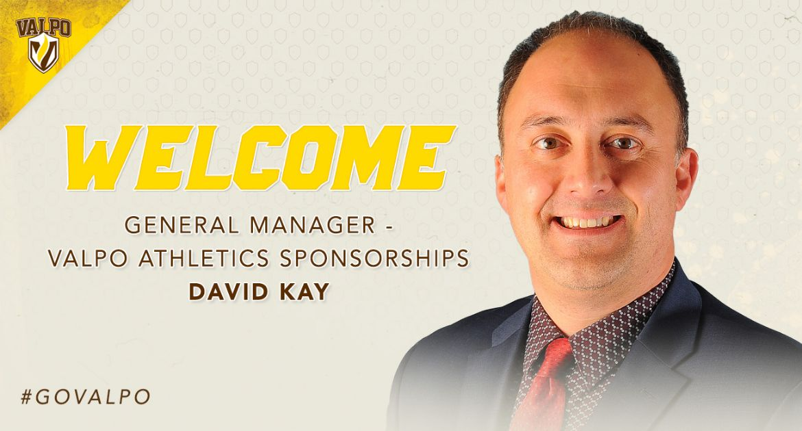 David Kay To Serve as General Manager For Valpo Athletics Sponsorships