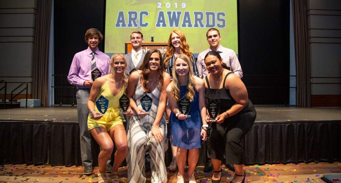 Year-End Awards Presented at Valparaiso's ARC Awards Sunday