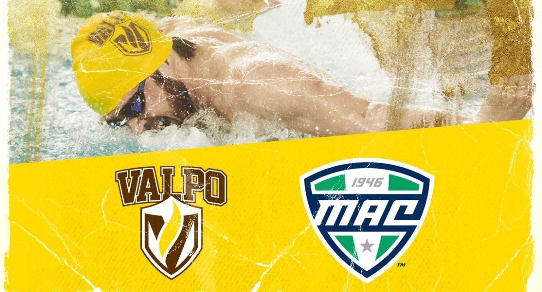Valpo Men's Swimming to Join MAC as Affiliate Member