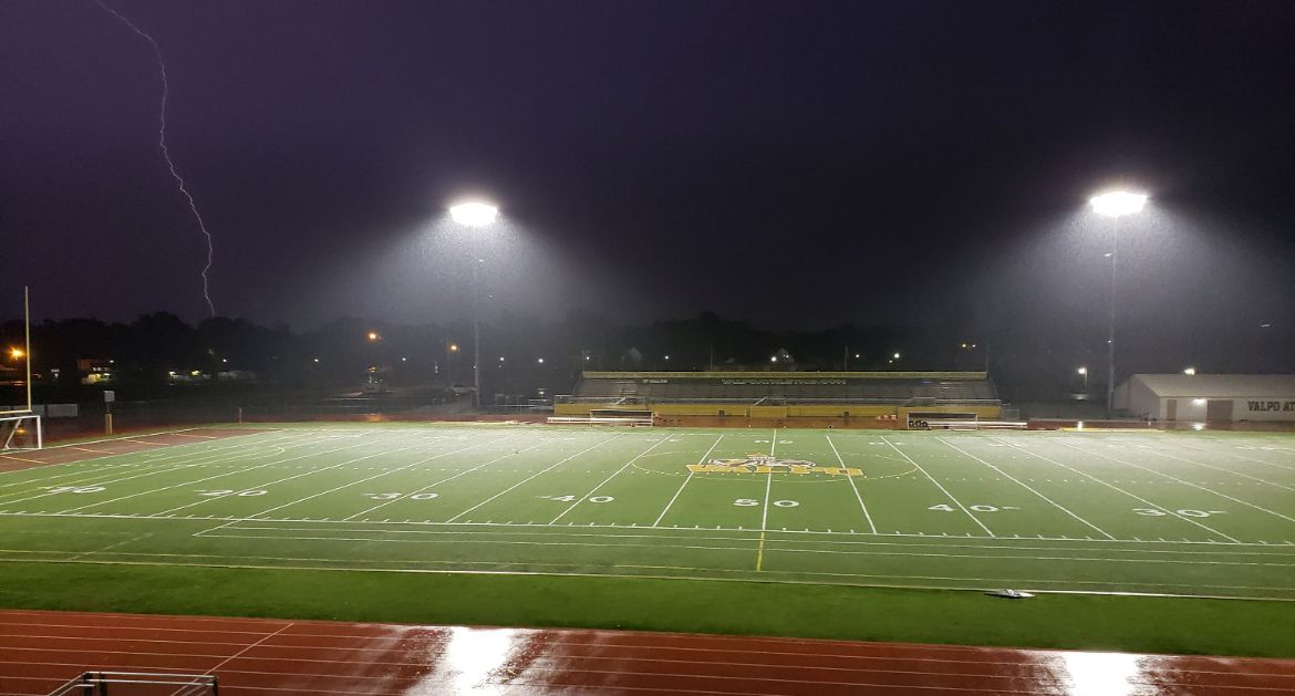 Valpo-Bowling Green Women's Soccer Cancelled
