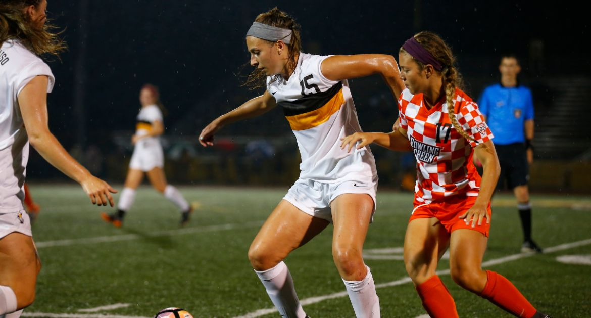 Women's Soccer Faces Pair of Matches in Tennessee This Weekend
