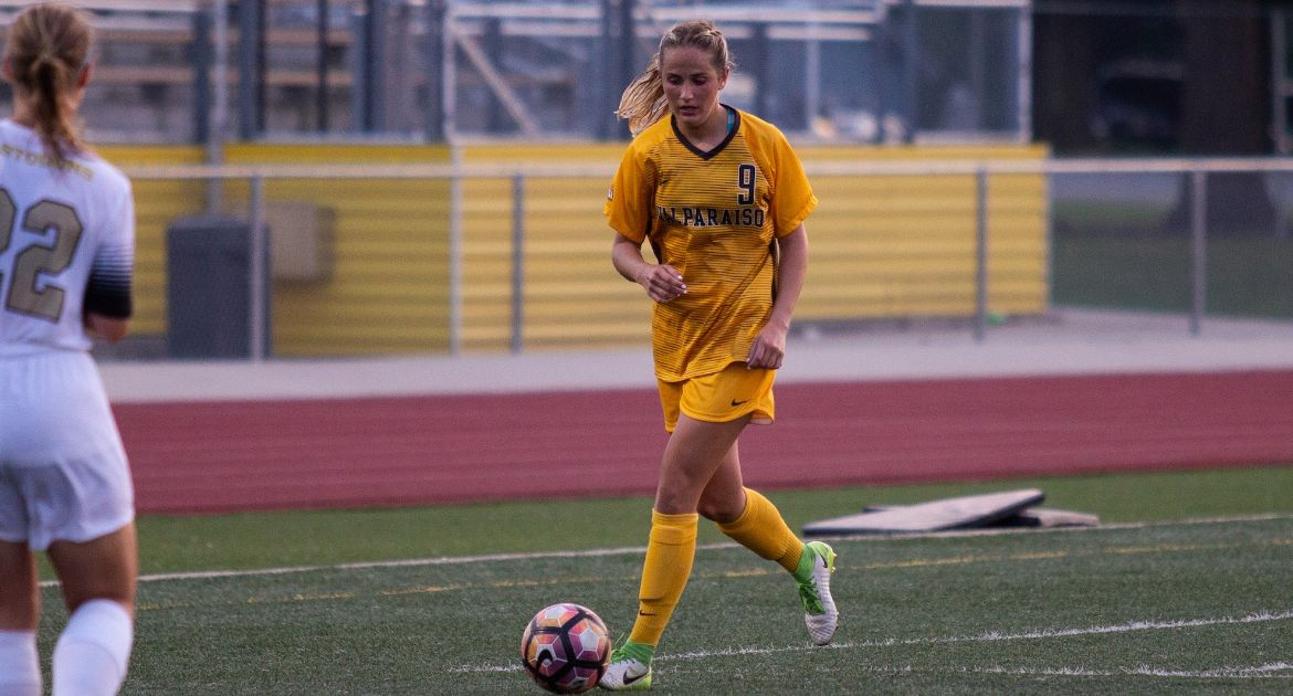 Women's Soccer Hosts Loyola, Travels to UNI As Regular Season Winds Down