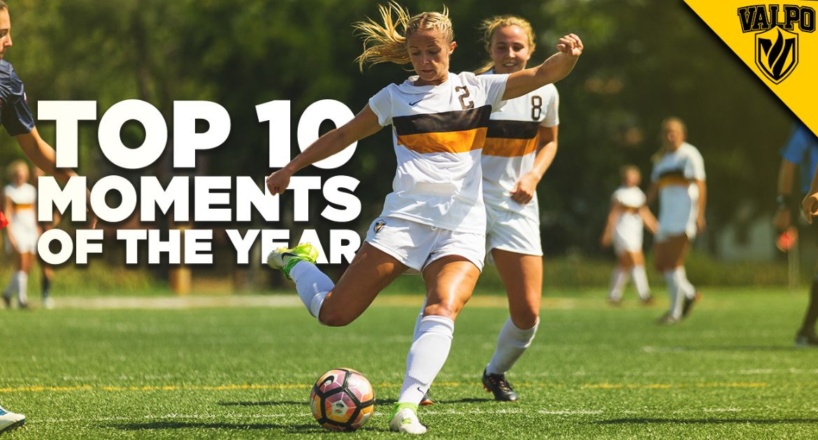 No. 4: Griffith Sets Women's Soccer Program Record With Four-Goal Game