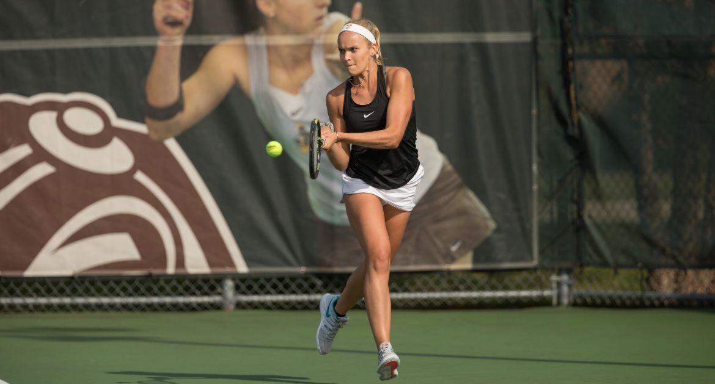 Women's Tennis Falls to Milwaukee