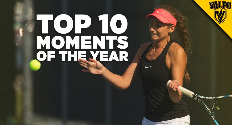 No. 2: Vujanic Wins MVC Women's Tennis Individual Championship