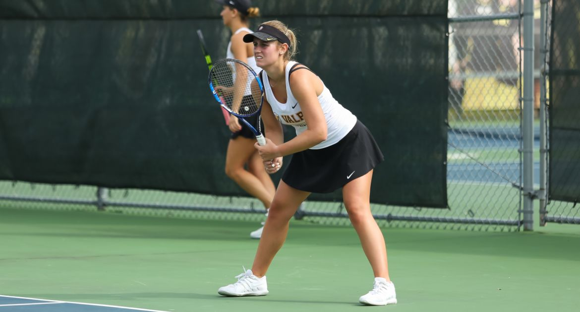 Women's Tennis Opens Road Swing with Setback at Drake
