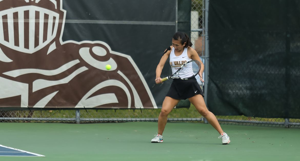 Sysouvanh Wins in Singles, Doubles on Sunday at UNI