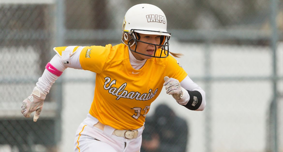 Softball Jumps to Big Early Lead in Win Over UIC