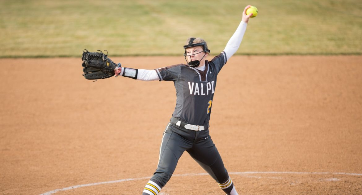 Softball Claims Victory in Home Opener Over IUPUI