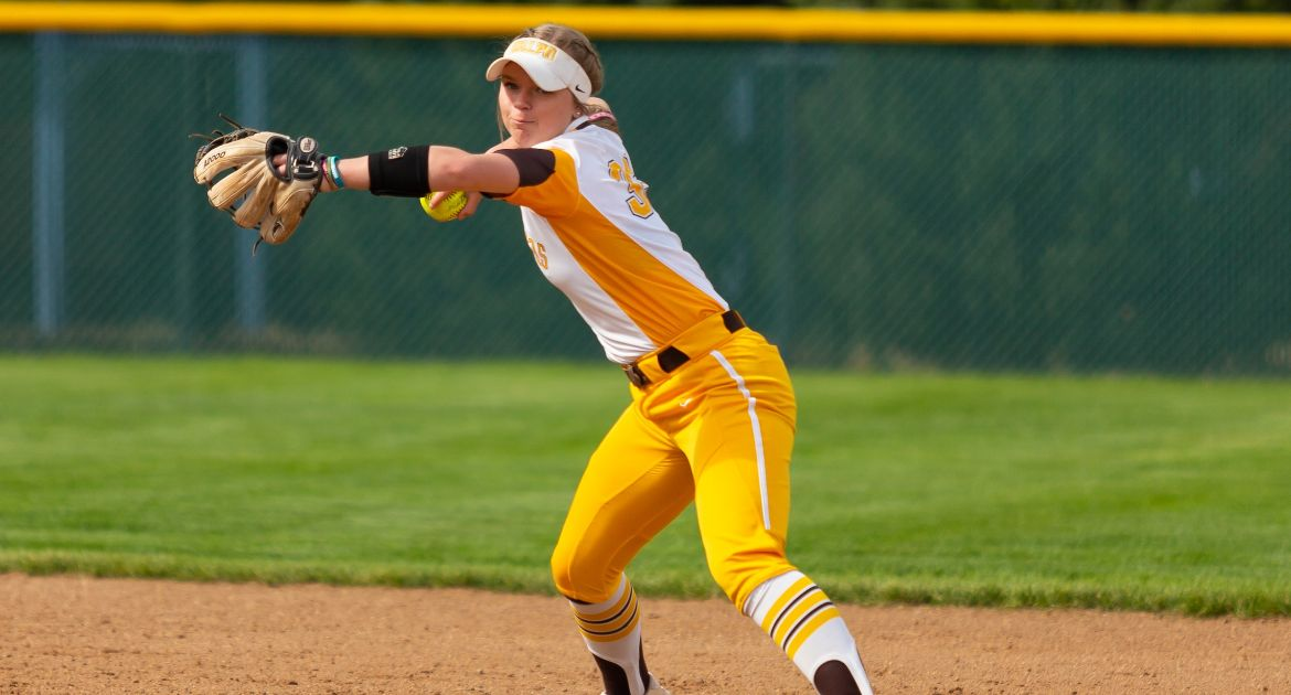 Softball Falls to Loyola Wednesday
