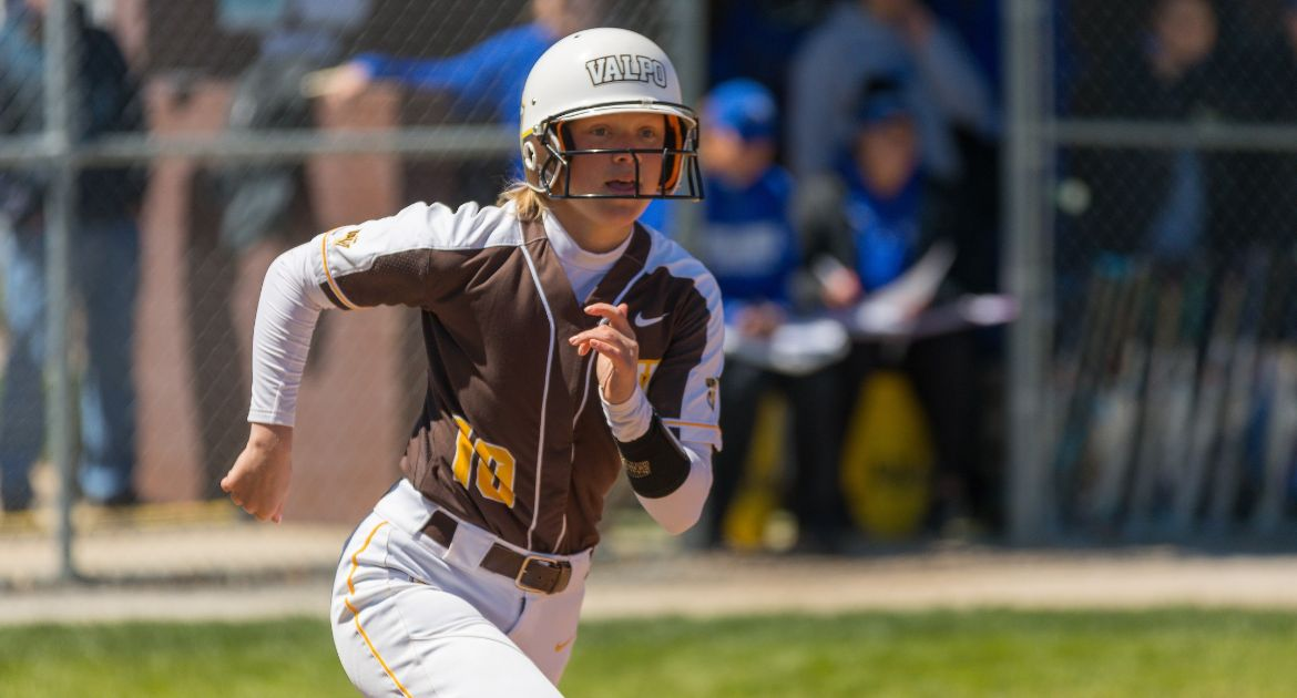 Win Over Fordham Gives Softball Split On Opening Day