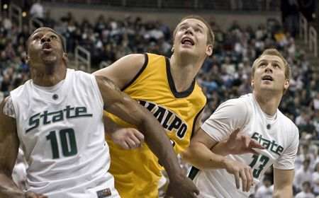 Valpo Returns Home, Faces Toledo Saturday Afternoon