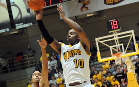 Valpo Ends Stretch of Five Games in Ten Days Saturday at Youngstown State