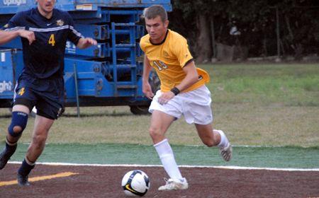 Penalty Kick Gives Valpo Golden Goal over IUPUI