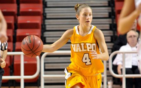 Valpo Defeats Austin Peay 72-57 in WNIT Play
