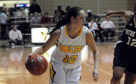 Valpo Earns First Horizon League Win Saturday at Loyola