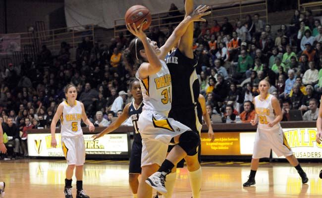 Valpo Women Down Wright State for First Home Win