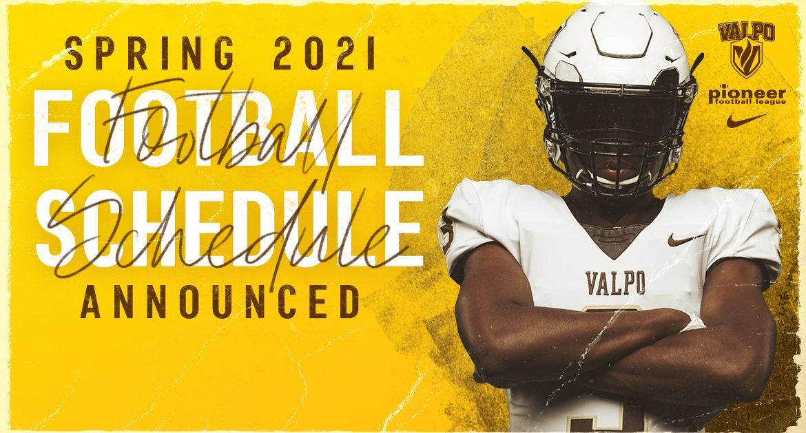 Valpo Football Announces 2021 Spring Schedule