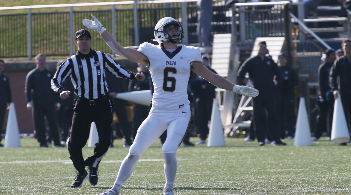 Five Valpo Players Tabbed to Spring 2021 Preseason All-PFL Watch List