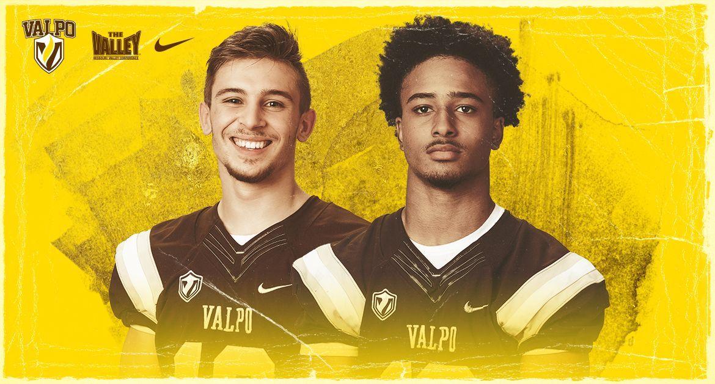 Valpo Duo Earns Freshman All-American Honors