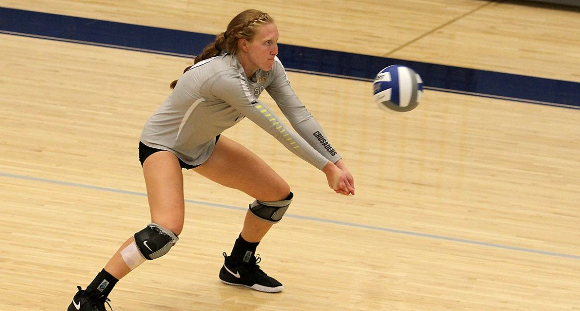 Volleyball Continues Early-Season Action at CMU
