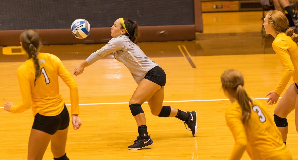 Valpo Sweeps Pair on Opening Day at CMU