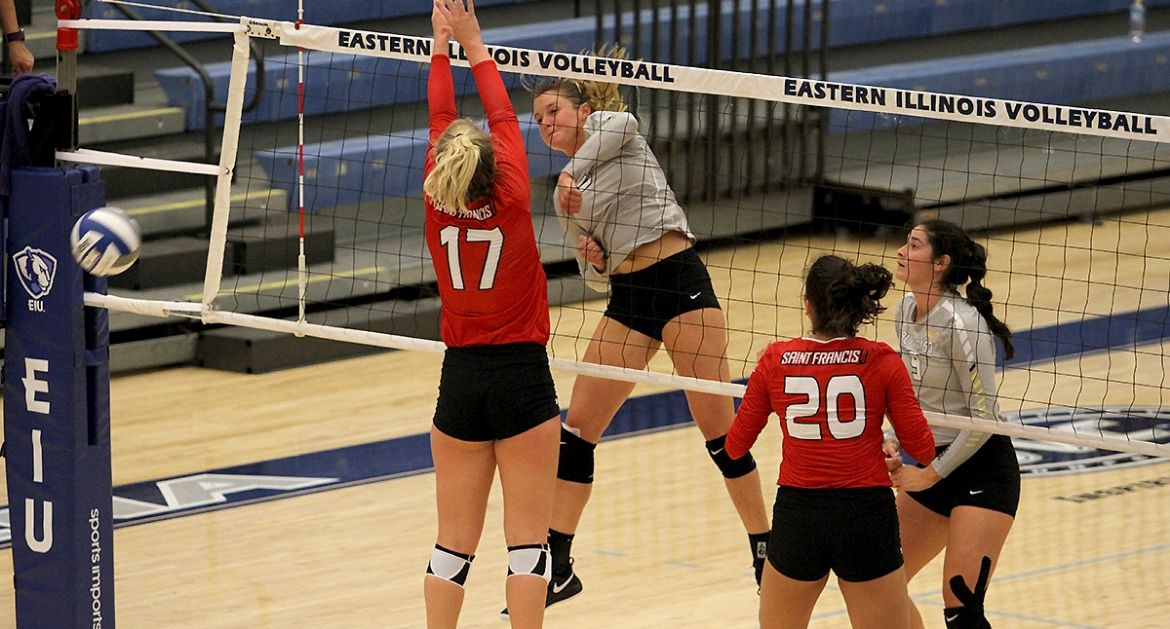 Dominant Offense Leads to Tournament Title for Volleyball