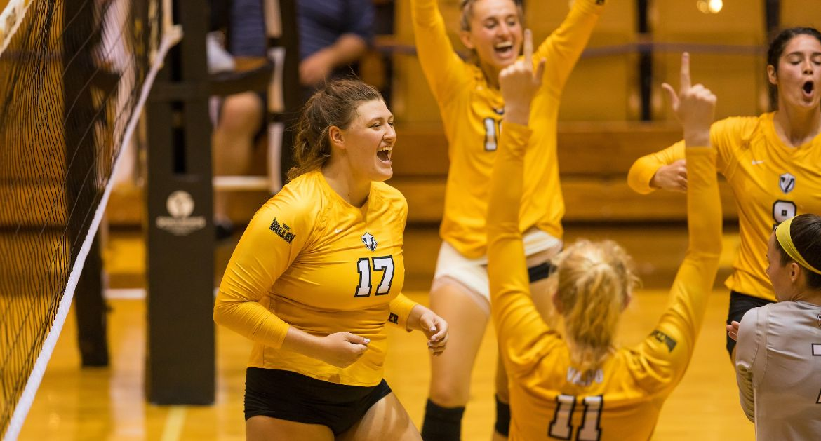 Volleyball Set to Host Crusader Classic This Weekend