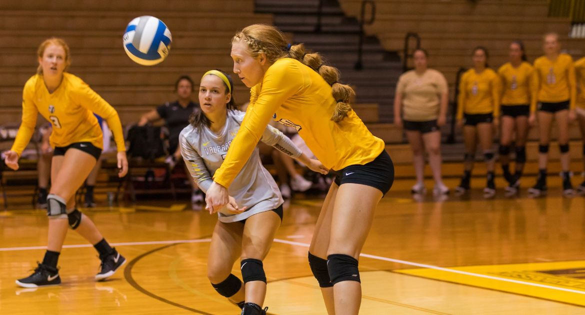 Volleyball Extends Program-Best Start With Second Straight MVC Sweep