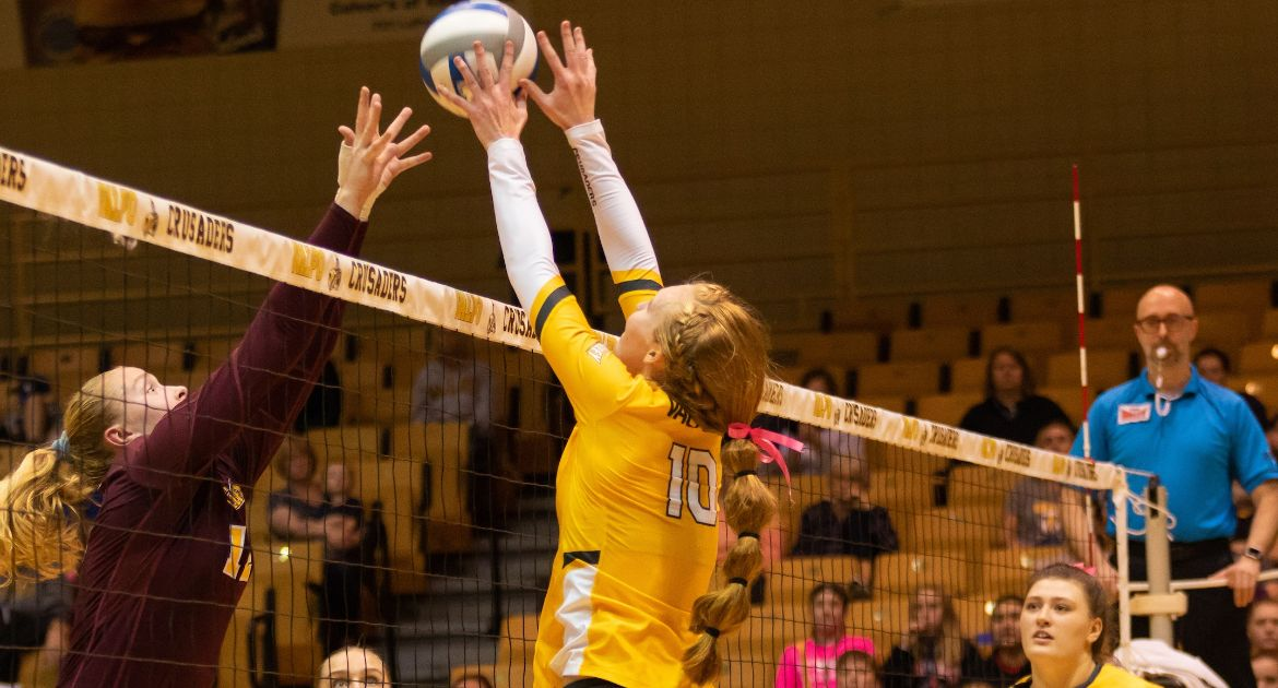 Volleyball Hits the Road This Weekend