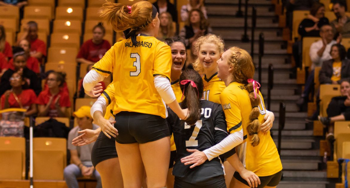Volleyball Travels to Loyola Friday Night