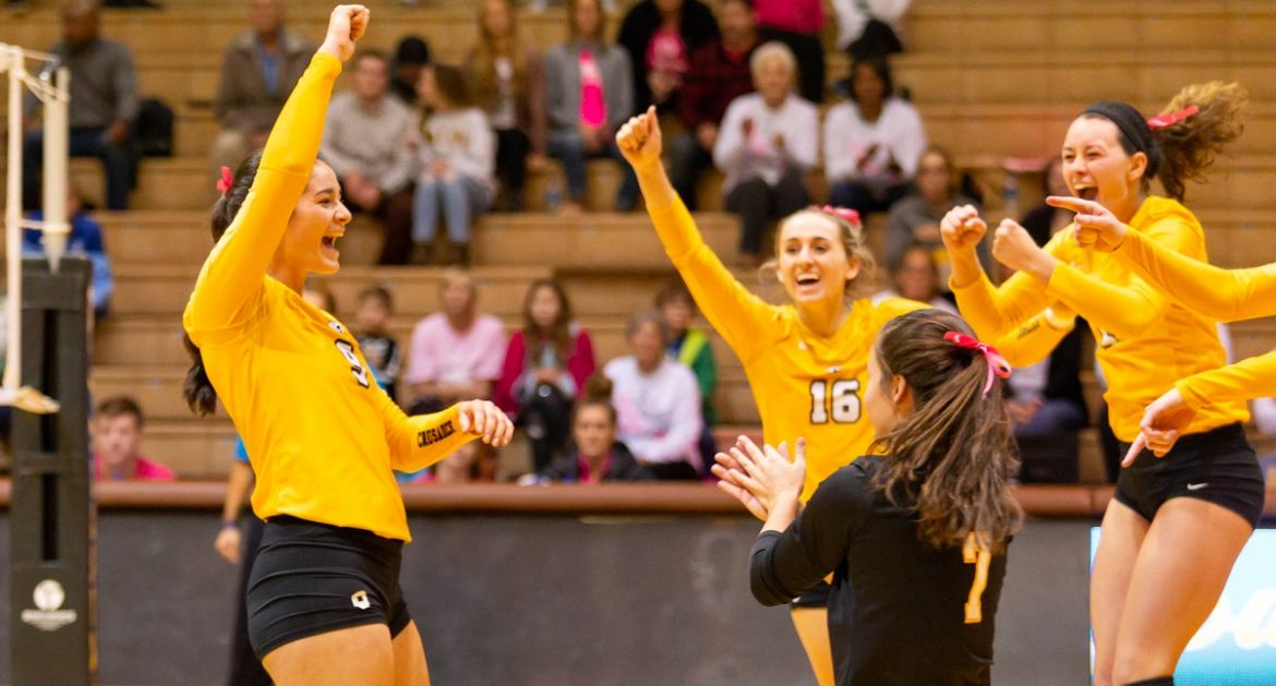 Volleyball Set For Three Matches in Four Days