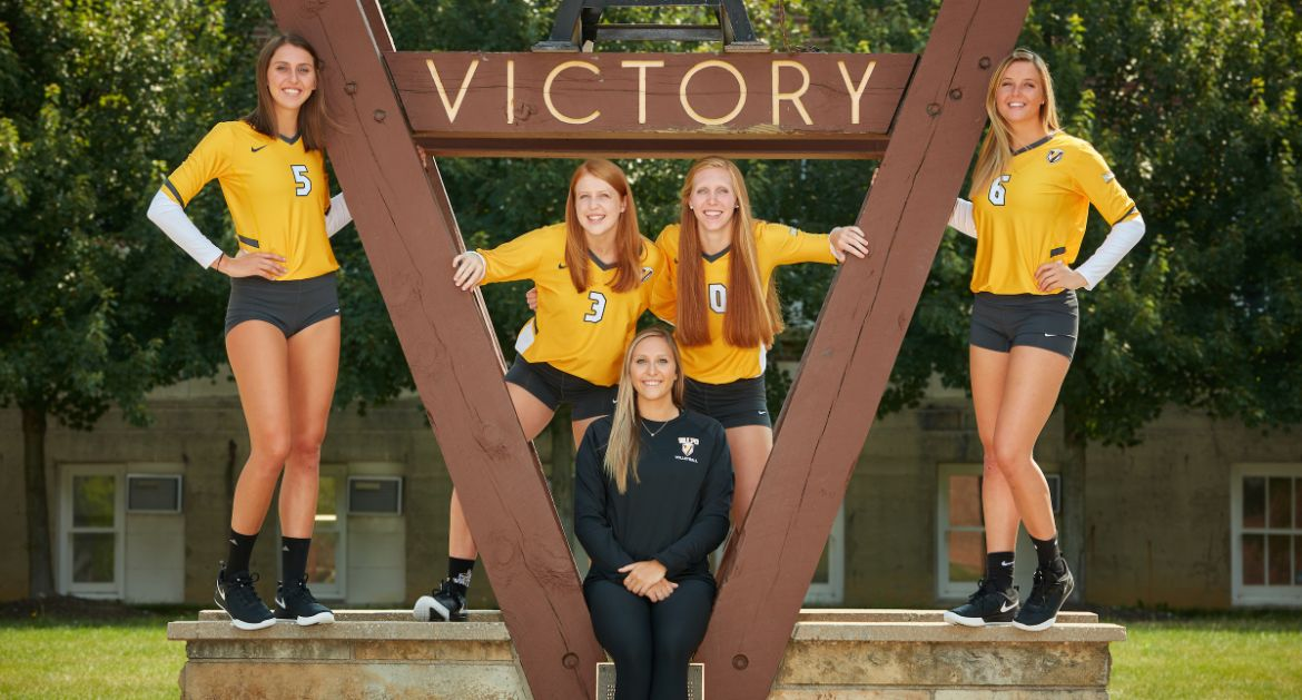 Senior Day Set For Saturday as Volleyball Hosts Final Home Weekend