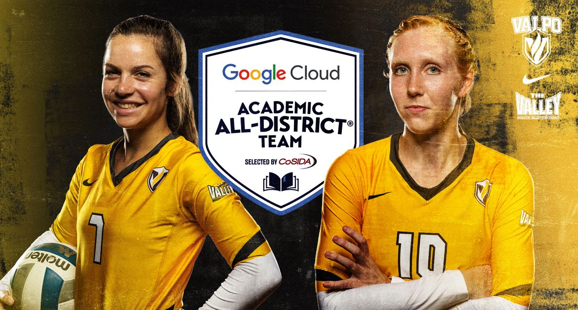 Ketcham, Cookerly Earn Academic All-District Honors