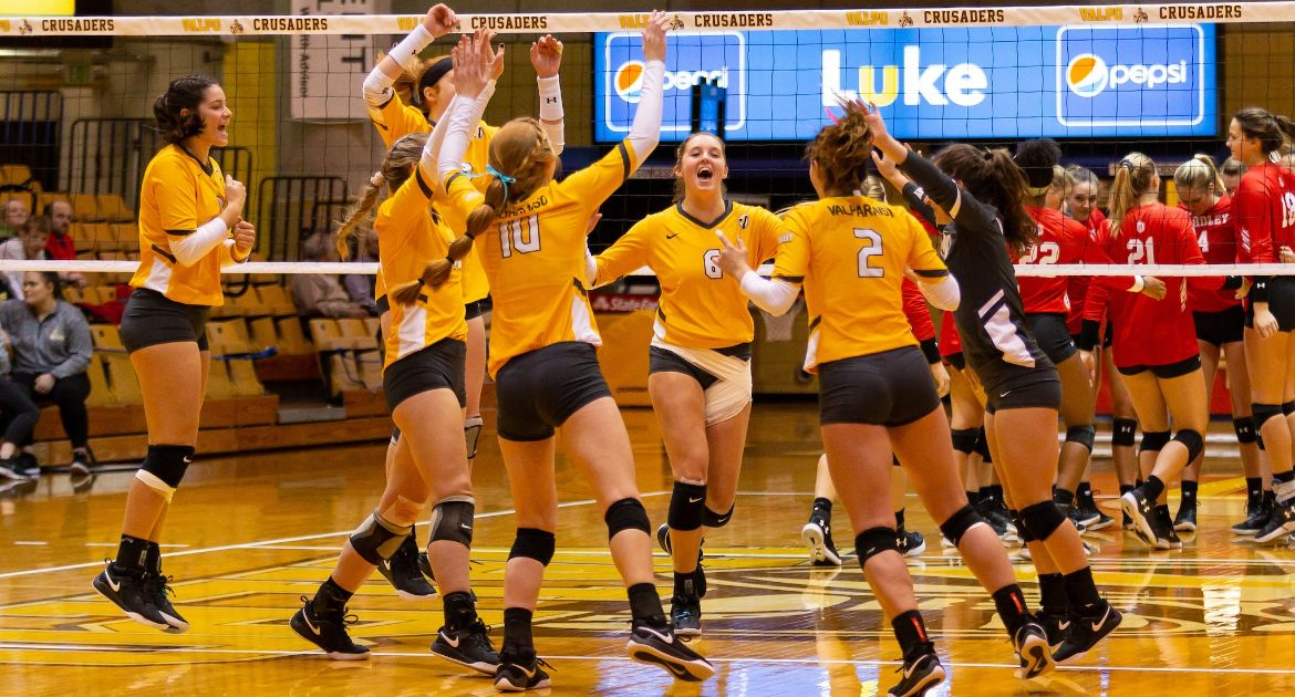 MVC Tournament On Tap For Volleyball