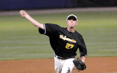 Baseball Heads West for Four at Cal State Northridge