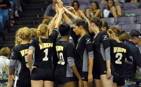 Crusaders Earn Sixth Consecutive AVCA Academic Award