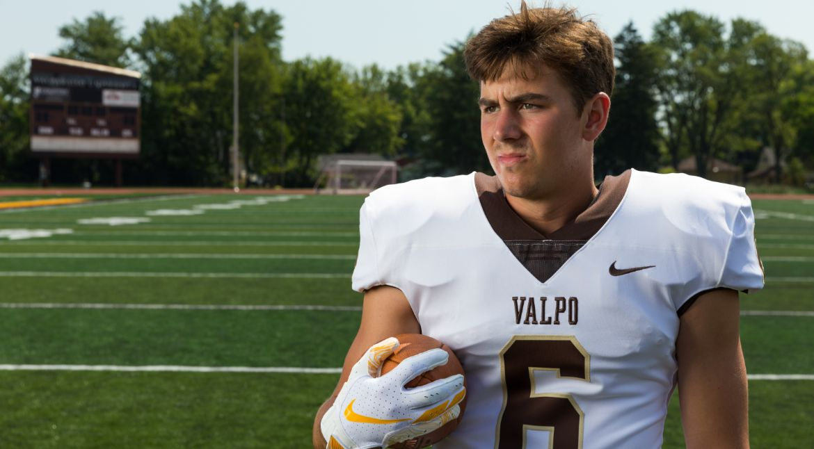 Valpo Football to Clash with Stetson on Saturday