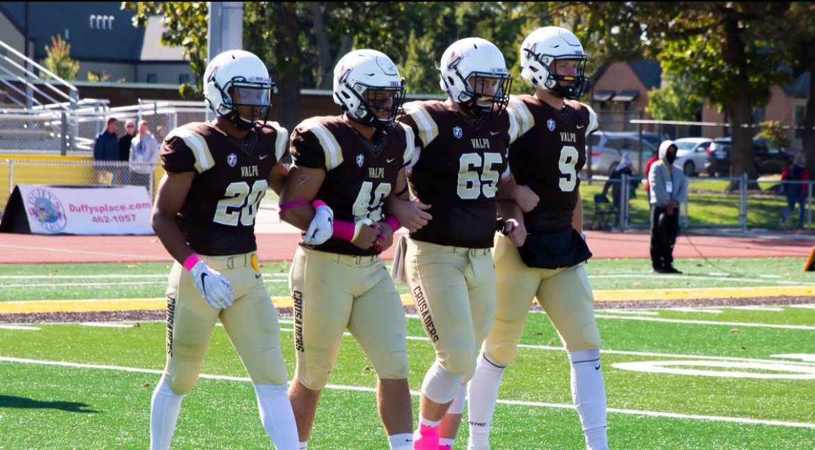 Football Goes for Second Straight Win This Week