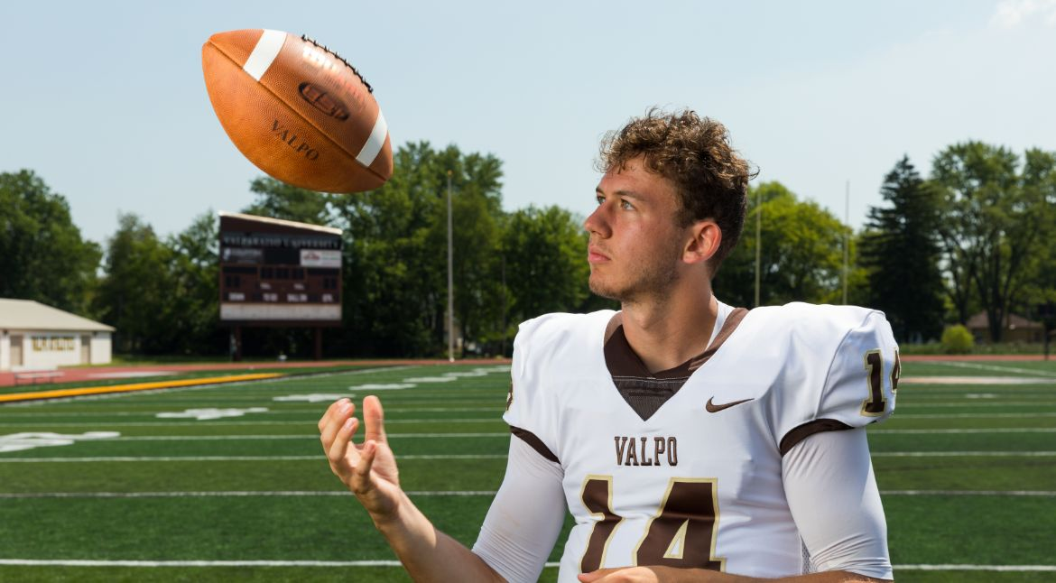 Valpo to Host Morehead State in Penultimate Home Game