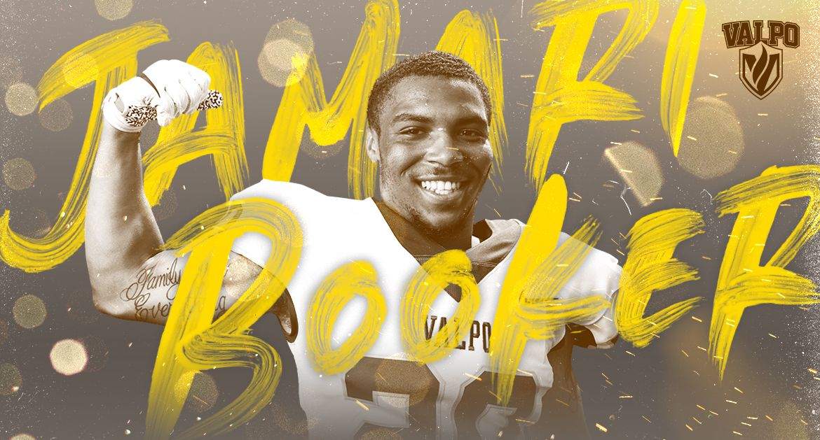 Jamari Booker Named to All-PFL Second Team