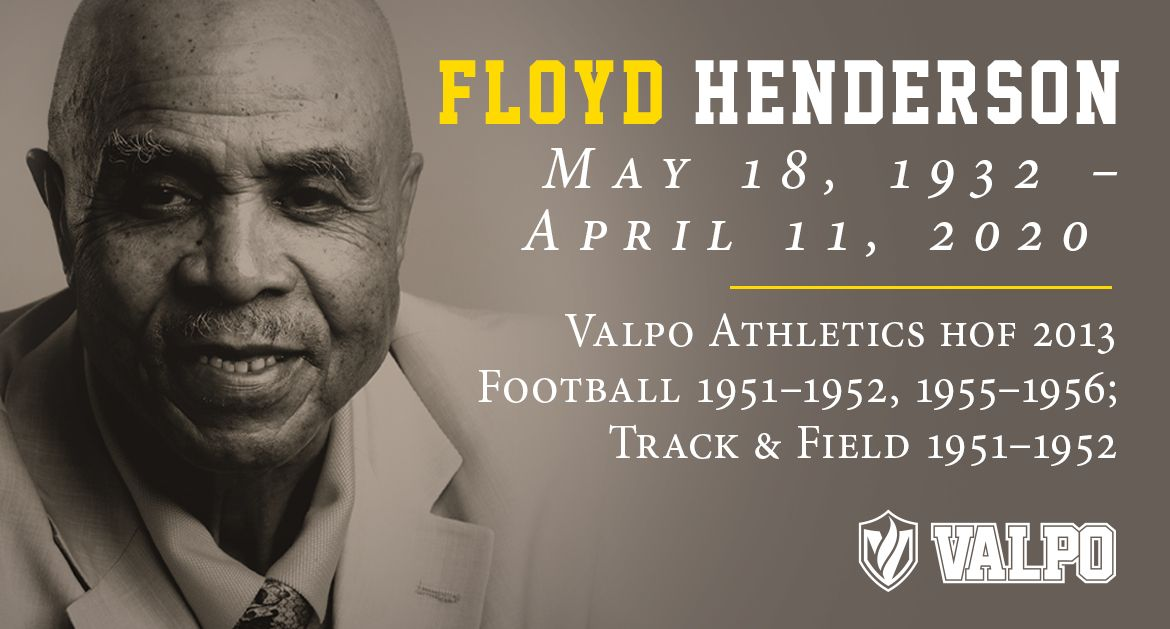 Valpo Athletics Mourns the Passing of Floyd Henderson